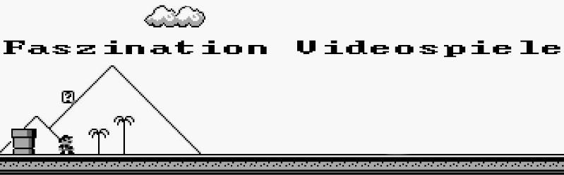 Faszination Videospiele Titelbild
