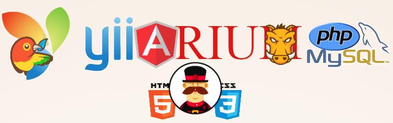 [Projekt] Diarium – Angular.js, Yii und vieles mehr