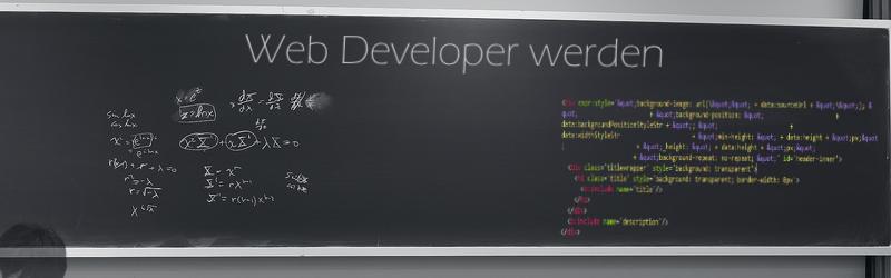 [Tipps] Wie wird man Webentwickler? Was muss ich lernen?