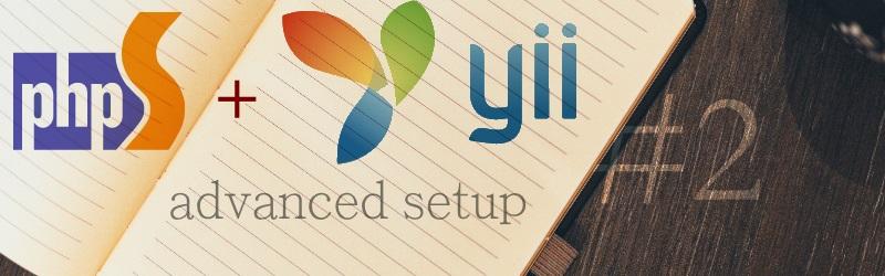 [Tutorial] PHPStorm und Yii Advanced Setup #2