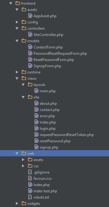 frontend_folders
