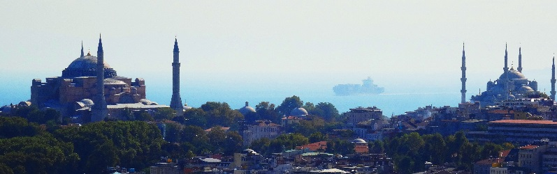 [Erasmus] Tag 38 – 44 – Granatwerfer in Istanbul