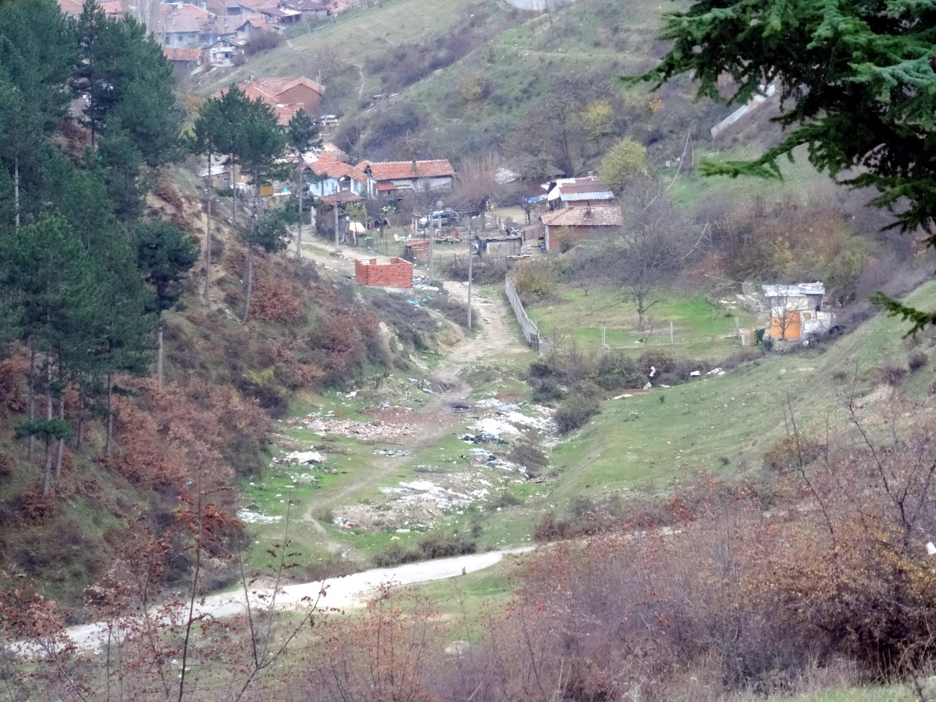 Zigeunerviertel