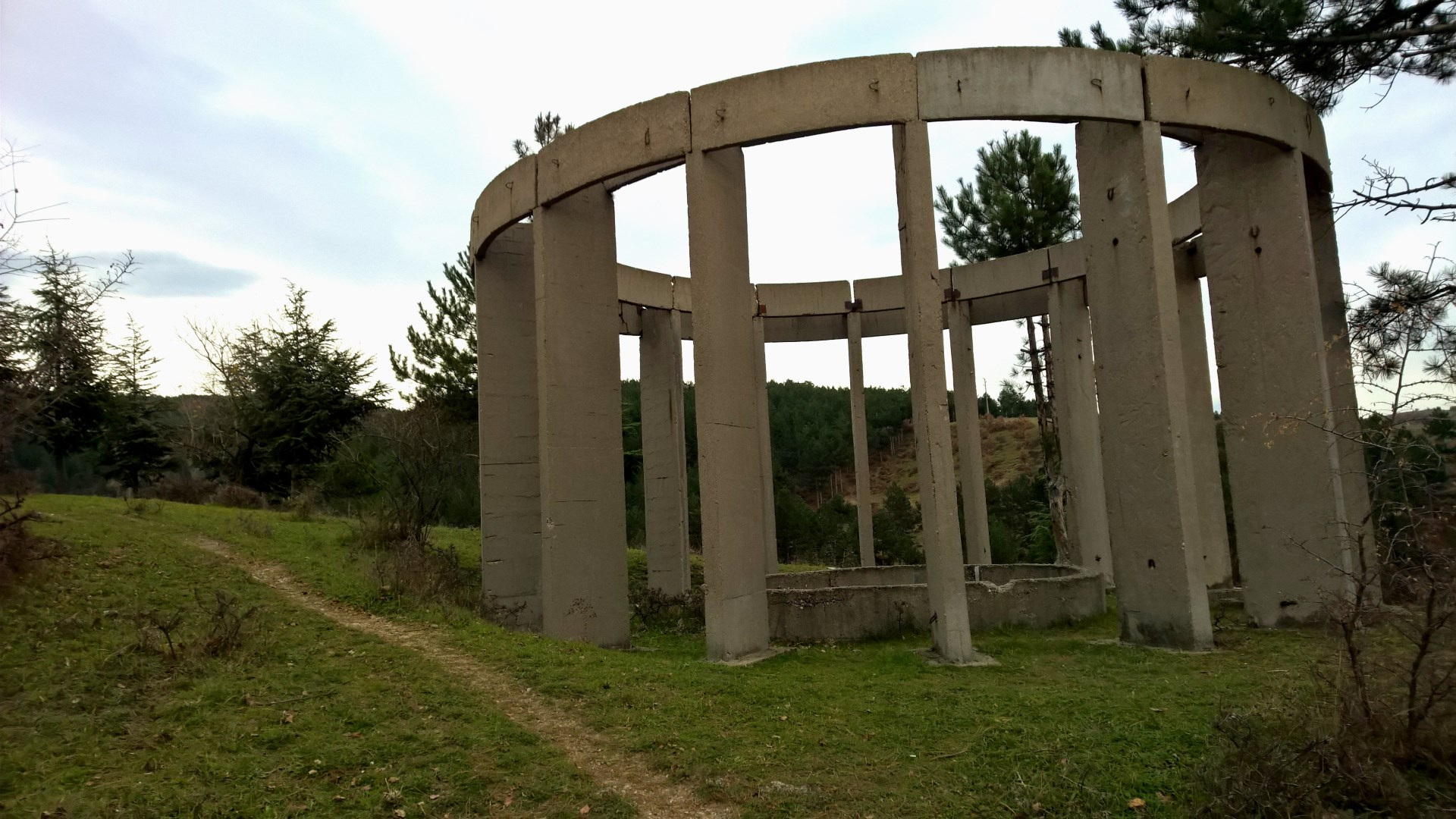 Bulgarisches Stonehenge