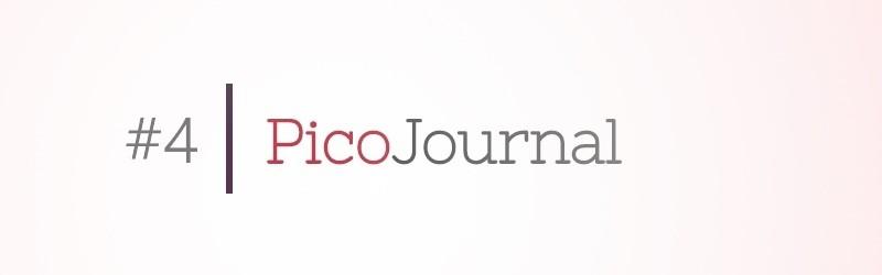 PicoJournal – Der Kampf gegen das Formular