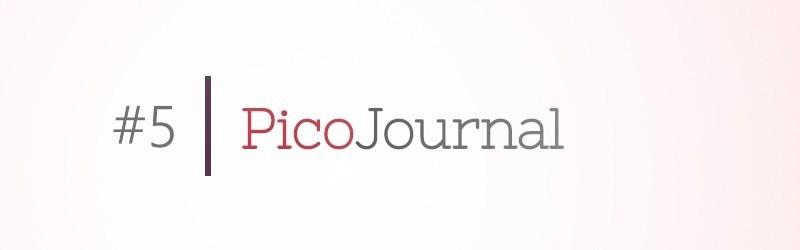 PicoJournal – Noch ein bisschen mehr Design