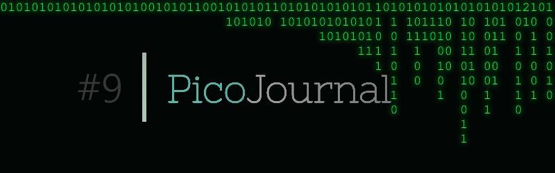 PicoJournal – Es ergibt Sinn!