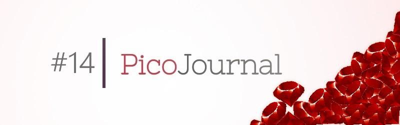 PicoJournal – Das Menü funktioniert und ist ausgelagert
