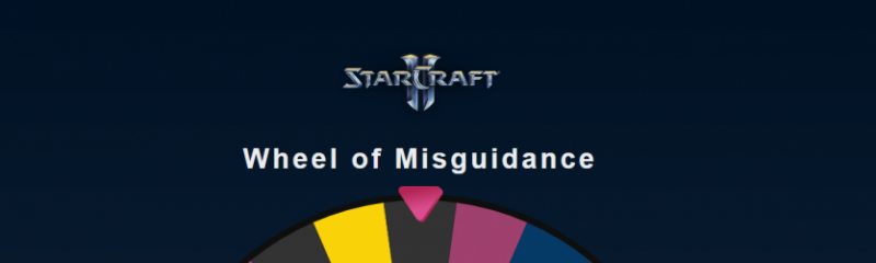 Starcraft 2 Wheel Of Misguidance